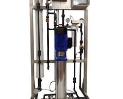 Gamme standard d'osmose inverse  Osmoseur 1 membrane CLS-WATER, traitement des eaux industrielles