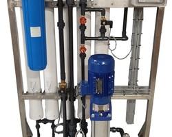Gamme standard d'osmose inverse  Osmoseur 5 membranes CLS-WATER, traitement des eaux industrielles