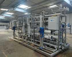 Osmoseur industriel CLS-WATER, traitement des eaux industrielles