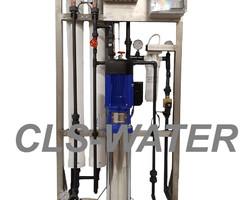 Gamme standard d'osmose inverse  Osmoseur 2 membranes CLS-WATER, traitement des eaux industrielles