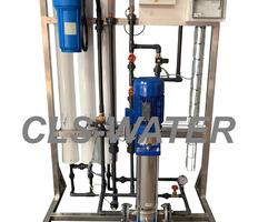Gamme standard d'osmose inverse  Osmoseur 3 membranes CLS-WATER, traitement des eaux industrielles