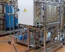Electrodéionisation EDI - CLS WATER - Saussay
